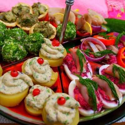 Салат ёлочка на новый год, красивая, пушистая, зеленая, рецепт с фото