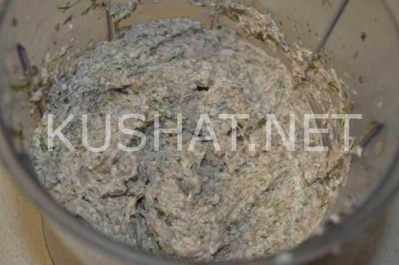 Грибной паштет из шампиньонов: рецепты с майонезом, курицей и овощами, фото