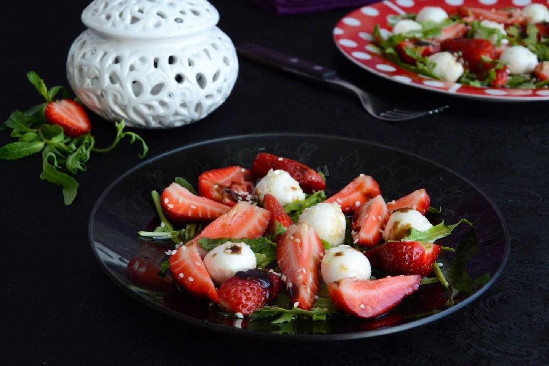 Овощной салат с фетой - 230 рецептов: салаты | foodini