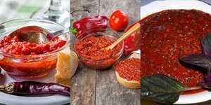Аджика на зиму: 20 лучших рецептов жгучей закуски