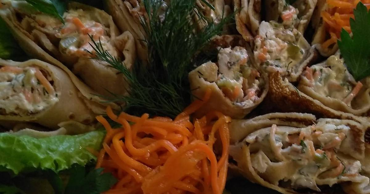 """Салат """"кояш"""" - пошаговый рецепт приготовления с фото"""