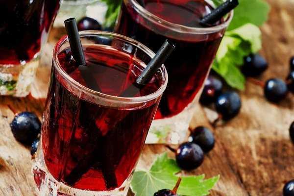 Компот из смородины на зиму - топ 10 лучших рецептов