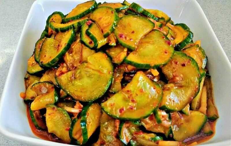 Огурцы по-корейски - как вкусно и быстро приготовить по пошаговым рецептам с фото