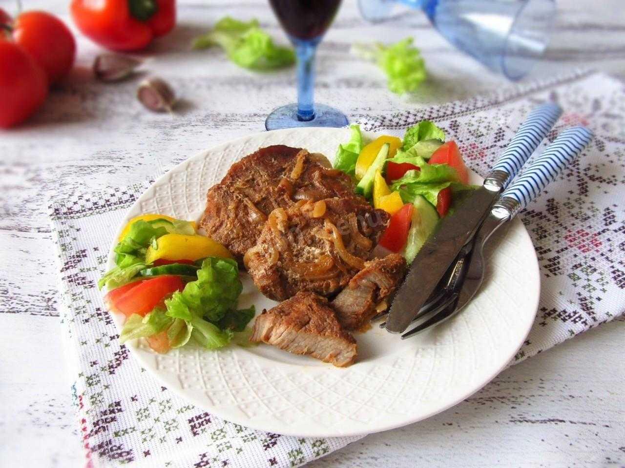 Запеченная свинина с апельсинами в духовке рецепт с фото пошагово - 1000.menu