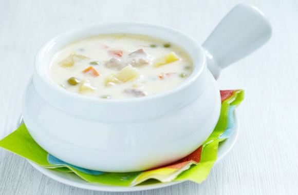 Грибной суп с плавленым сыром пошаговый рецепт быстро и просто от ирины наумовой