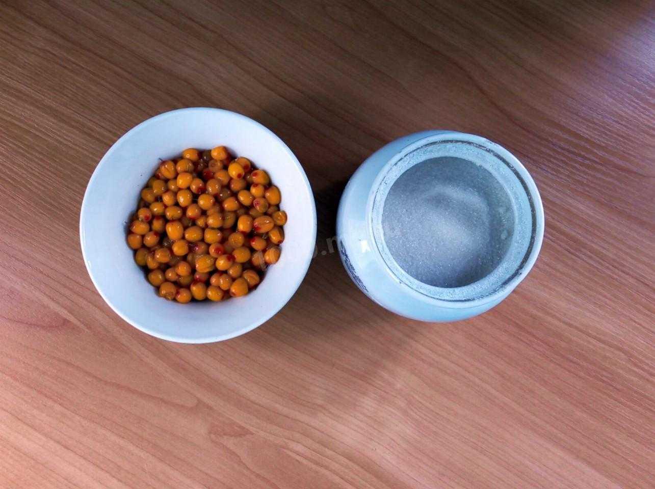 Облепиха – полезная чудо-ягода – здоровье – домашний