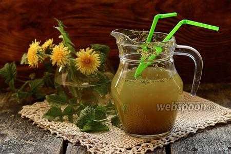 4 рецепта напитка из тархуна, которые реально сделать в домашних условиях