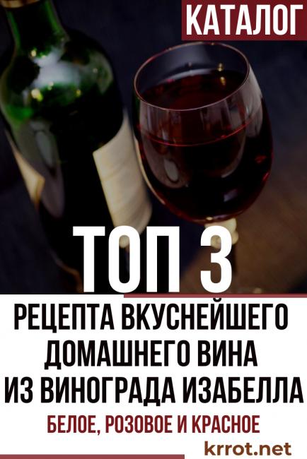 Вино в домашних условиях из винограда: простые рецепты. как сделать вино из винограда белое, красное, сухое?
