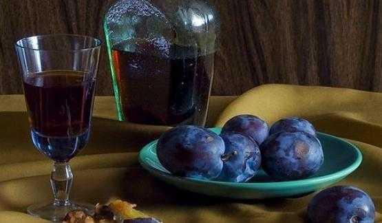 Вино из сливы с косточками рецепт с фото - 1000.menu
