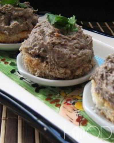 Как сделать грибной паштет из шампиньонов: фото и рецепты блюд из грибов