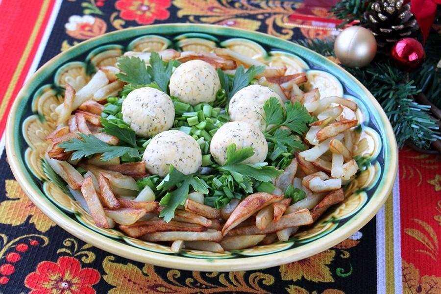 Салат лесная полянка с опятами: рецепт с фото пошагово, как приготовить грибную поляну быстро и вкусно с ветчиной, с корейской морковью