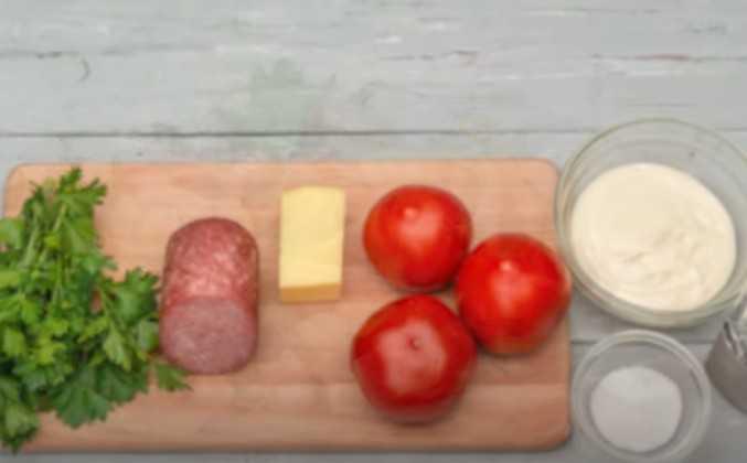 Салат гусарский с говядиной: рецепт