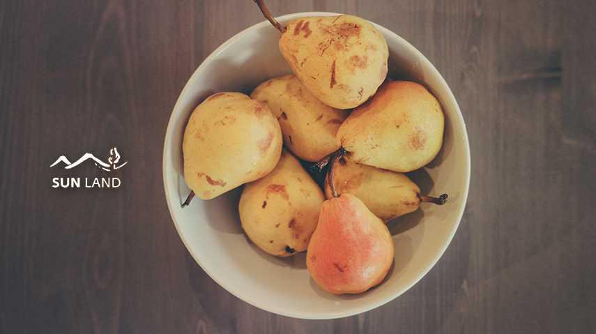 Вяленые груши: топ 4 рецепта приготовления в домашних условиях, хранение