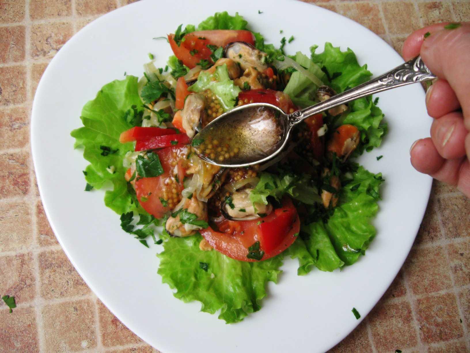 Салат в виде мандарина рецепт с фото - 1000.menu