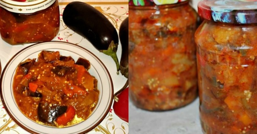 Венгерская закуска с морковью на зиму: рецепт
