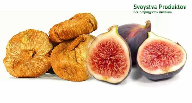 Инжир сушеный: калорийность, свойства, правила выбора и способы сушки