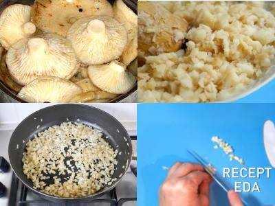 Рецепт супа груздянки