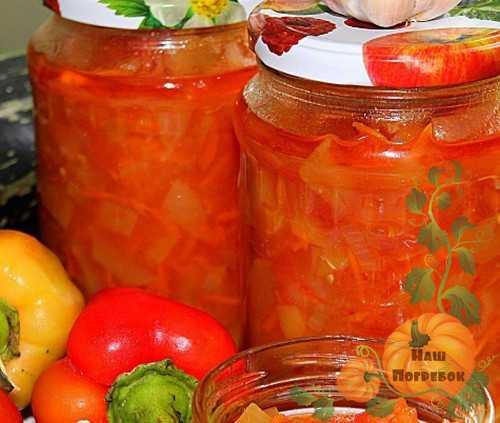 Анкл бенс из помидор на зиму и 15 похожих рецептов: фото, калорийность, отзывы - 1000.menu