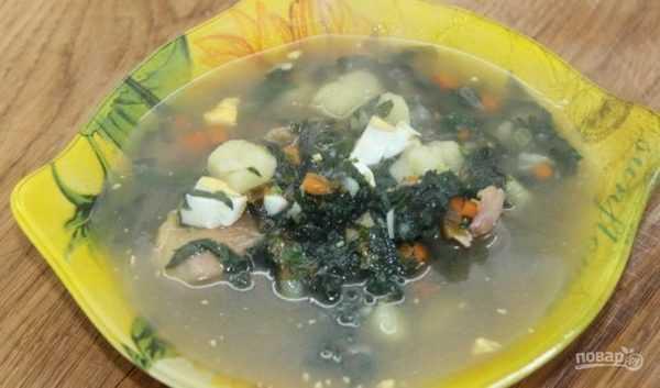 Как сварить полезный суп из крапивы, вкусные рецепты