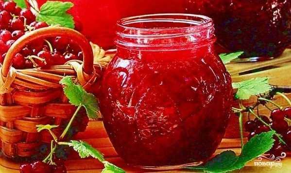 Как приготовить джем из красной смородины. 8 пошаговых рецептов   народные знания от кравченко анатолия