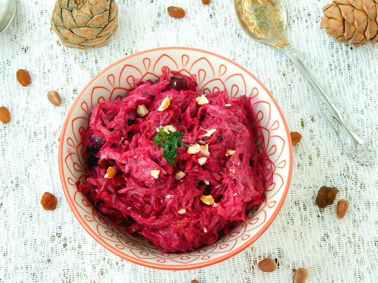 Салат из вареных овощей – пикантная альтернатива гарниру: рецепты с фото и видео