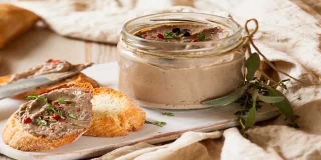 Паштеты с грибами, 36 рецептов, фото-рецепты / готовим.ру