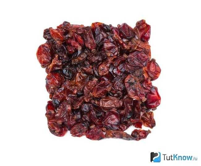 Сушеный барбарис: полезные свойства ягод | food and health