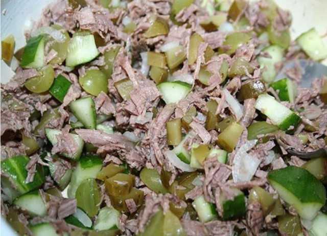 Салат загадка: рецепты с фото пошагово