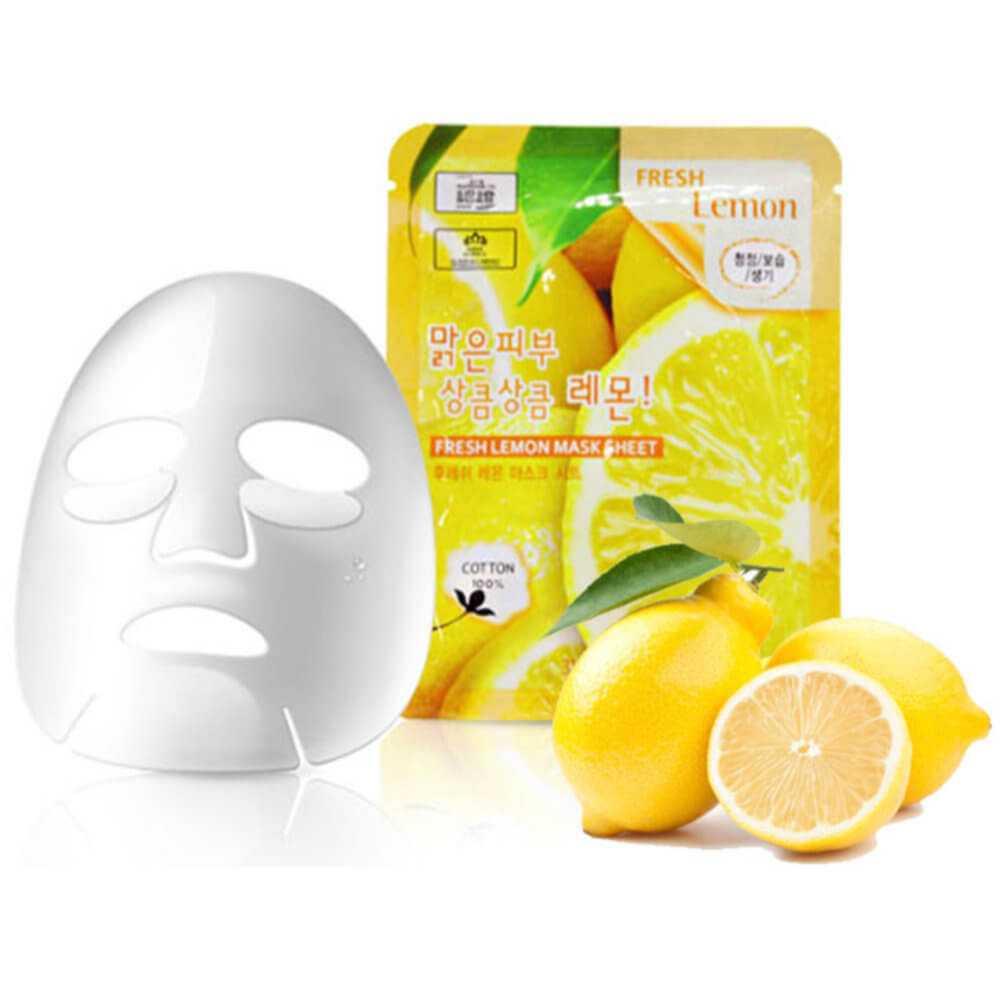 Лимон для кожи лица: полезные свойства и состав, применение в косметике