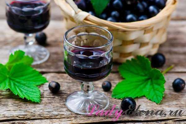 Наливка из черной смородины и красной, в том числе замороженной: простые и быстрые рецепты на спирту, водке и самогоне, как сделать без алкоголя в домашних условиях?