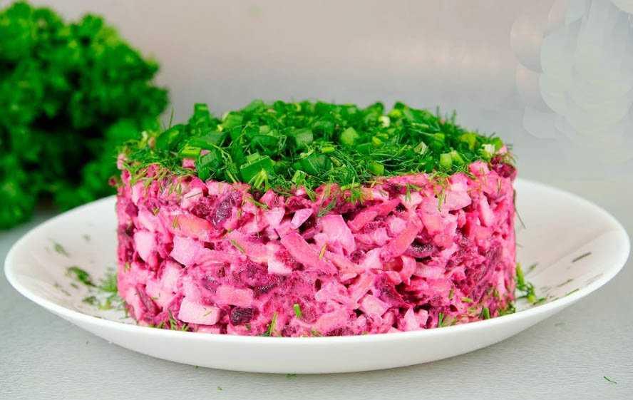Пошаговый рецепт приготовления салата из свежих овощей с фото