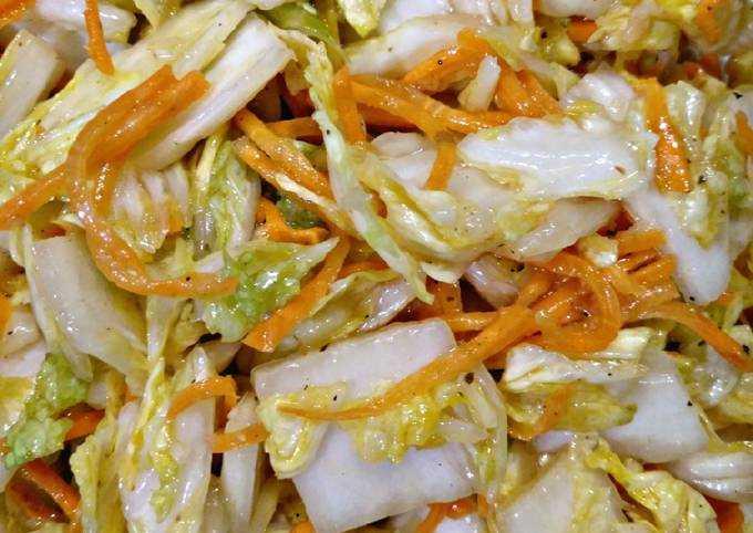 Кимчи из пекинской капусты - пикантное восточное блюдо для праздничного меню и повседневного рациона: рецепт с фото и видео