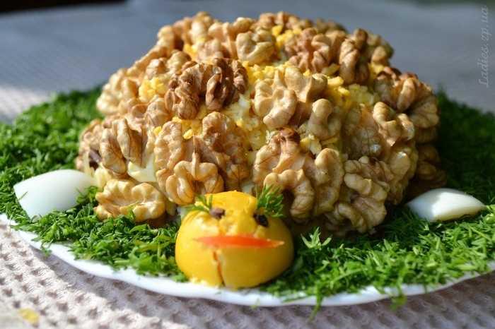 Салат черепаха  рецепт с пошаговыми фото фоторецепт.ru