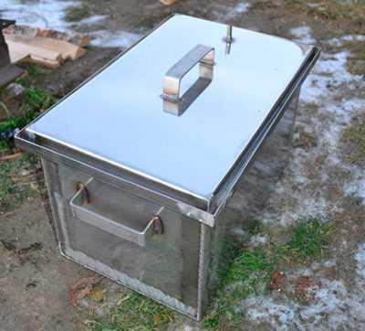 Дымогенератор для холодного копчения — особенности конструкции, виды, полезные советы