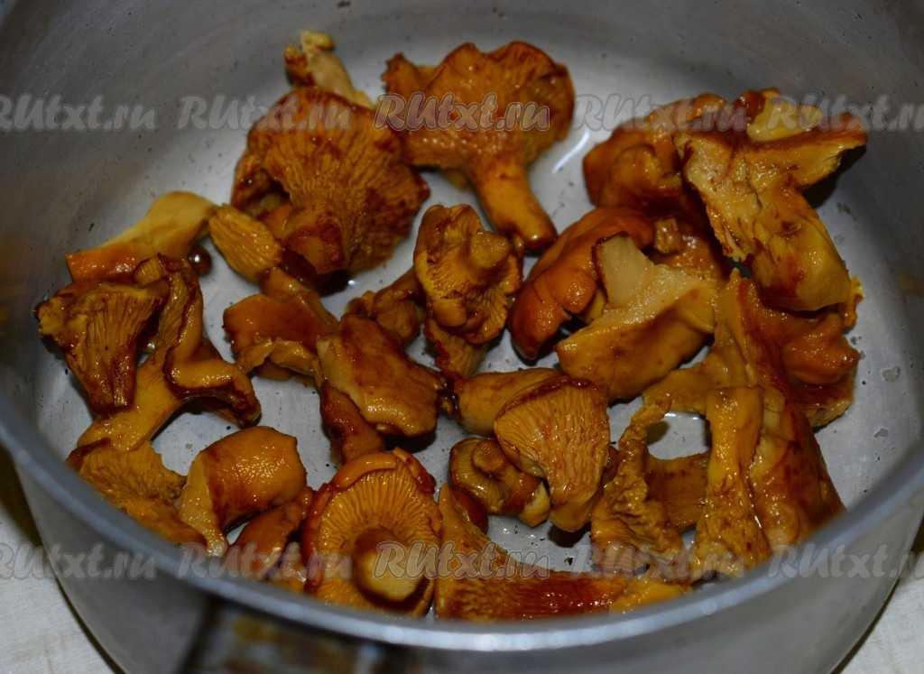 Как быстро и вкусно приготовить грибы лисички — лучшие рецепты
