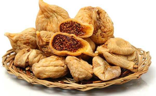 Инжир сушеный - польза и вред для организма, лечебные свойства, противопоказания и калорийность