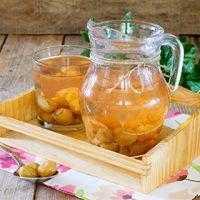 Компот из крыжовника – приятный напиток с пользой для здоровья