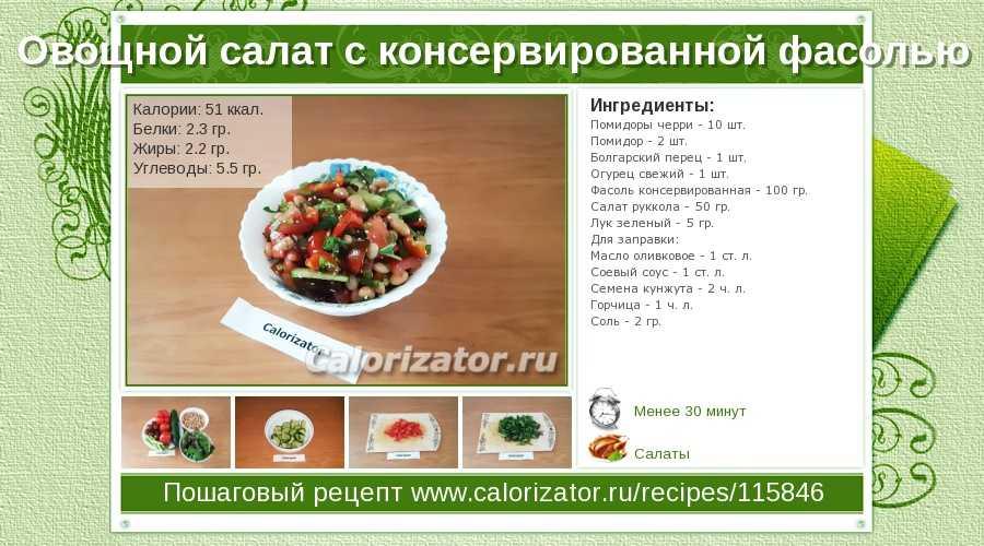 Салат тбилиси с мясом и фасолью рецепт с фото - 1000.menu