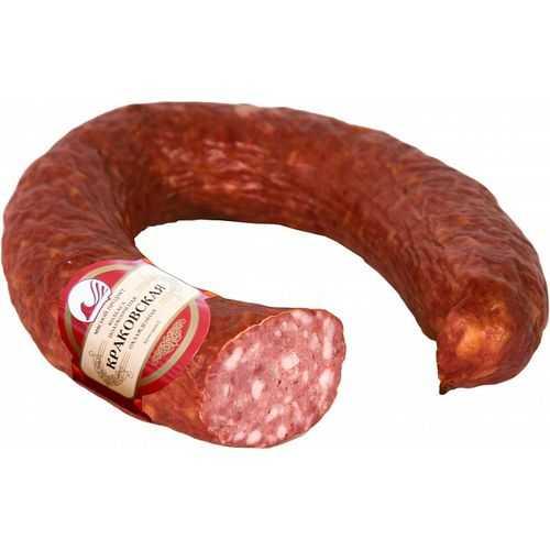 Как приготовить краковскую колбасу - четыре вкуса - медиаплатформа миртесен