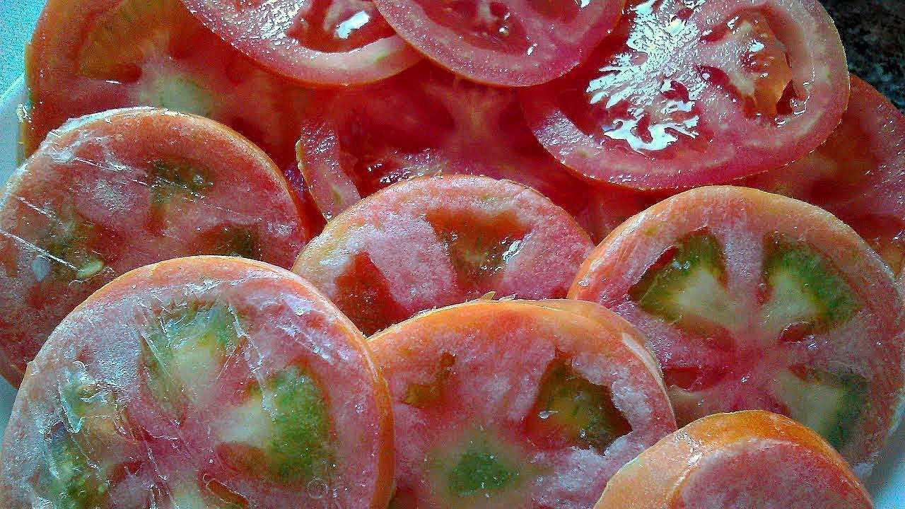 Как заморозить помидоры на зиму: топ-5 рецептов, кулинарные советы