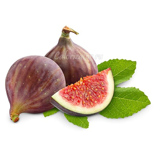 Инжир сушеный - калорийность, полезные свойства, польза и вред, описание - www.calorizator.ru
