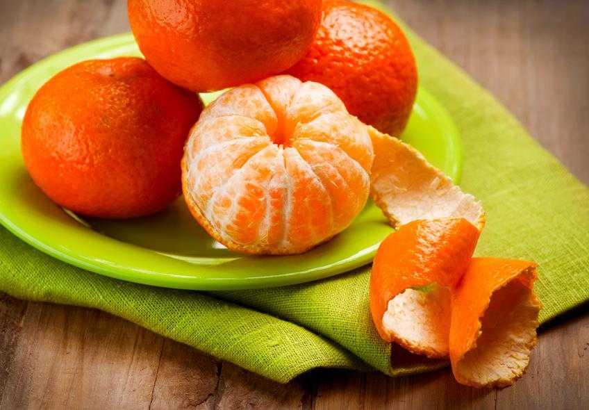 Варенье из мандаринов с кожурой