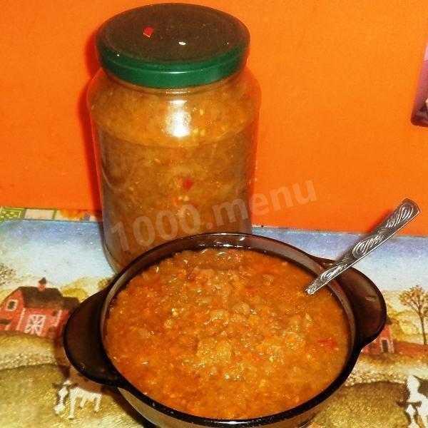 Икра из зеленых помидор на зиму - рецепты с фото пальчики оближешь - через мясорубку и без