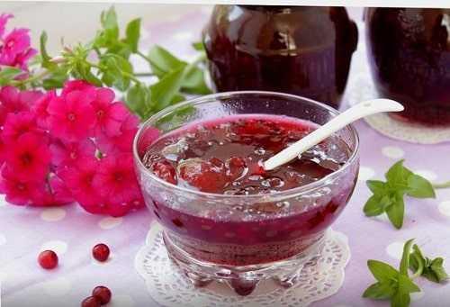 Что можно сделать из брусники в мультиварке. пошаговый рецепт приготовления варенья из брусники в мультиварке. томленая брусника без сахара