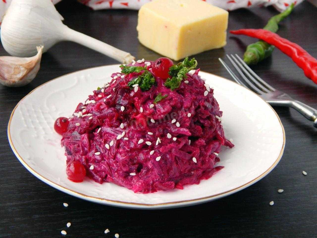Салат с сыром фета – полезно и чень вкусно! рецепт с фото и видео