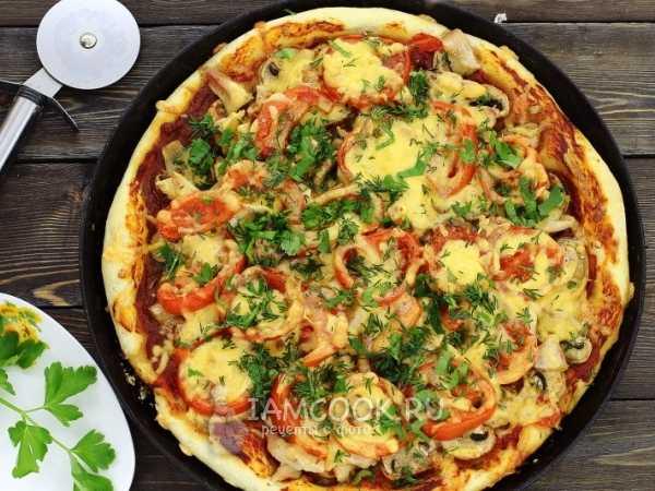 Пицца с рыжиками: фото и рецепты из соленых, сушеных и маринованных грибов