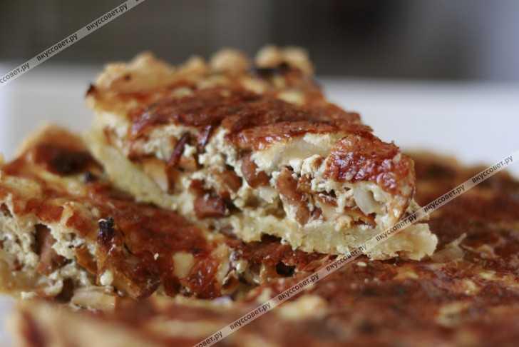 Песочное тесто для пирога – 10 пошаговых рецептов приготовления