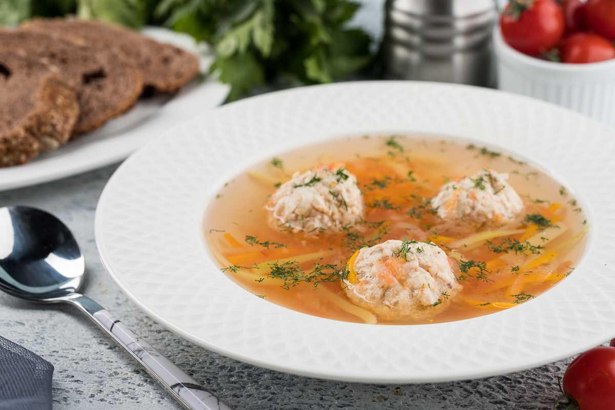Технология приготовления заправочных супов | все очень просто