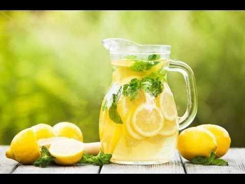 Лайм и мята: готовим напиток с лимоном и льдом в домашних условиях, рецепты коктейлей