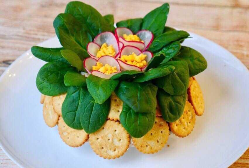 """Оригинальный салат """"фиалки"""": разные варианты приготовления"""